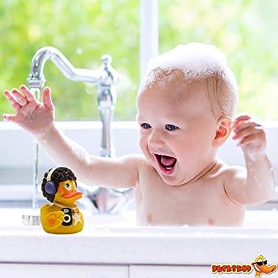 Lanco Disco Rubber Duck: Toys & Games