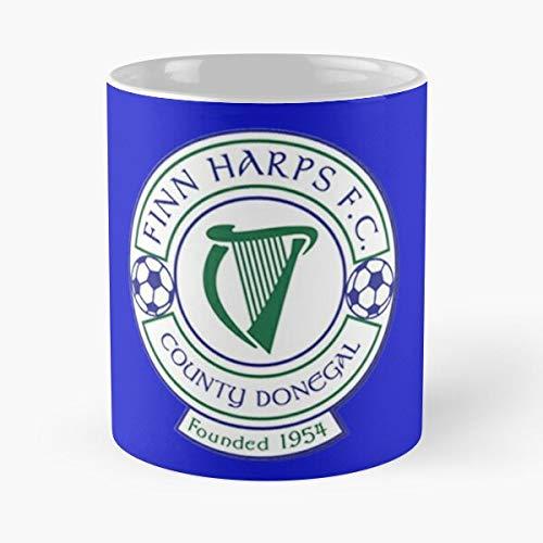 Finn Harps Fc Classic Mug Coffee Tea - And Cup Gift 11 Oz Best Mugs For Choose