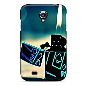 Fashion LXYivcJ1460FoSpX Case Cover For Galaxy S4(lighter)