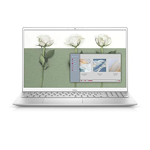 Dell Inspiron 5502 15.6″ (39.62cms) FHD Laptop (11thGen Core i5-1135G7/8GB RAM/512GB SSD/2GB MX330 Graphics/Windows 10 + MS Office Laptop),Platinum Silver