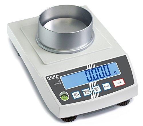 Balanza de precisión - La solución económica y rentable [Kern PCB 100-3] , Campo de pesaje [Max]: 100 g, Lectura [d]: 0,001 g: Amazon.es: Oficina y ...