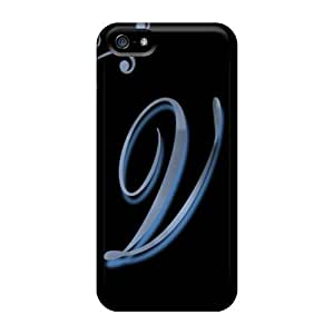 First-class Case Cover For Iphone 5/5s Dual Protection Cover Vletter by icecream design