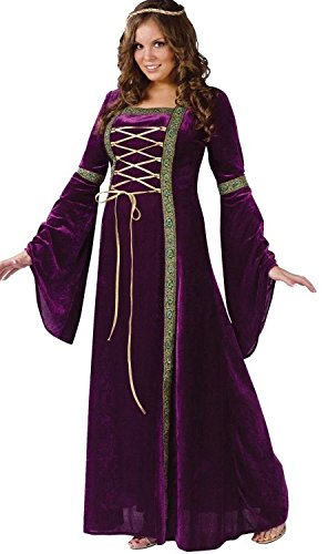 Fun World Costumes Plus Size Renaissance