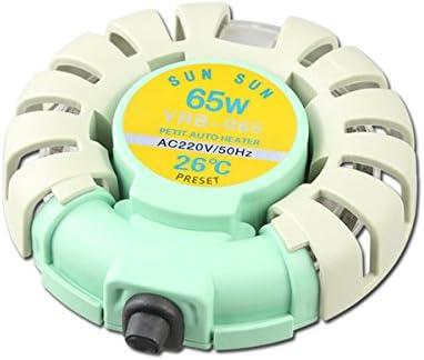 sun sun Mini Calentador 65W para acuarios, acuaterrarios y Tortugas