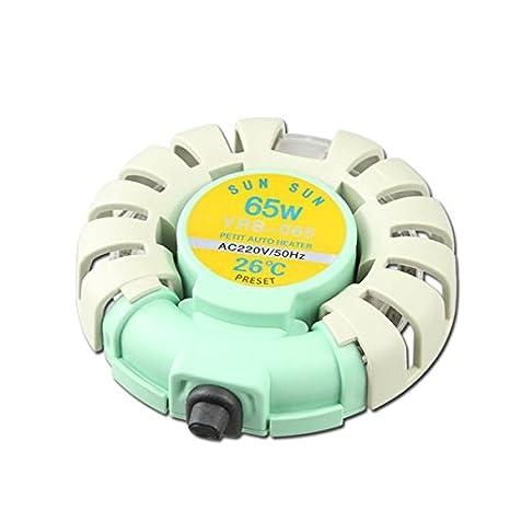 sun sun Mini Calentador 65W para acuarios, acuaterrarios y tortugas: Amazon.es: Productos para mascotas