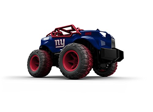 - Officially Licensed NFL Remote Control  Monster Truck   New York Giants