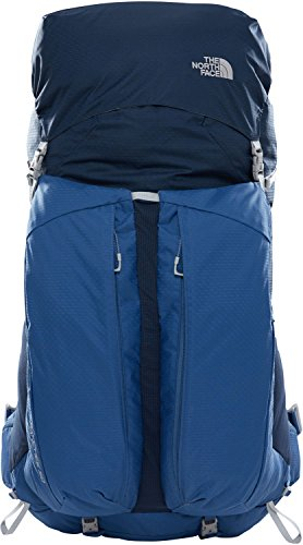 North Face Banchee 50 Hiking Backpack Small/Medium Urban Navy Shady Blue