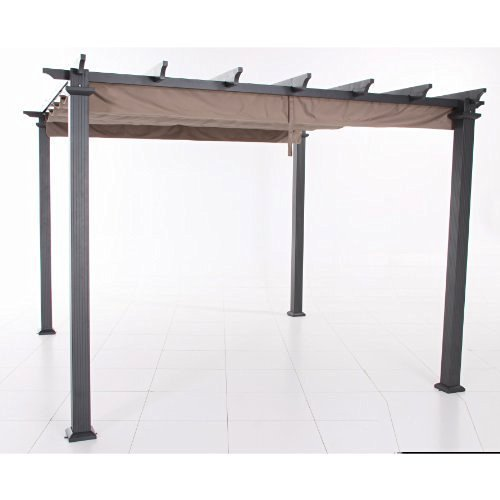 Amazon Garden Winds Replacement Canopy For Home Depot Hampton Bay GFM00467F Pergola