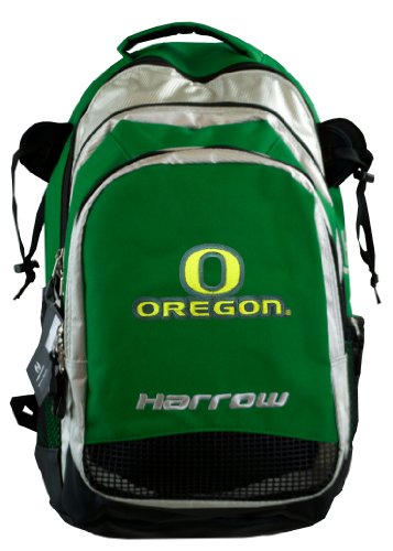Broad Bay University of Oregon Field Hockey Backpack or UO Ducks Lacrosse Stick Bag by Broad Bay