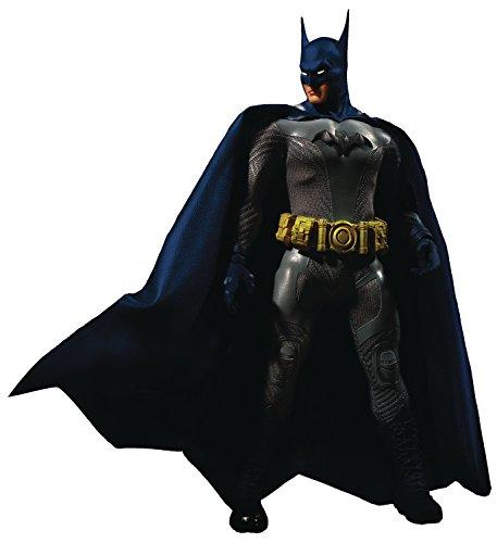 (Mezco Toys One: 12 Collective: DC Ascending Knight (Blue Version) Batman Action)