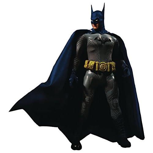 Mezco Toys One: 12 Collective: DC Ascending Knight (Blue Version) Batman Action Figure