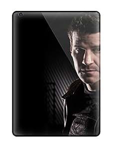 BZytETl2129iMlwd Anti-scratch Case Cover ElsieJM Protective David Boreanaz Case For Ipad Air