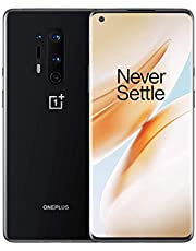 OnePlus 8 Pro Onyx Black,? 5G Unlocked Android Smartphone U.S Version, 12GB RAM+256GB Storage, 120Hz Fluid Display,Quad Camera, Wireless Charge, with Alexa Built-in