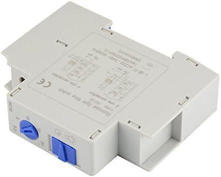 Kreema ALC18 HC18 Interruptor de Temporizador electrónico mecánico automático de la luz Relé de Tiempo AC 220-240V para la Escalera Escalera Iluminación del Pasillo: Amazon.es: Electrónica