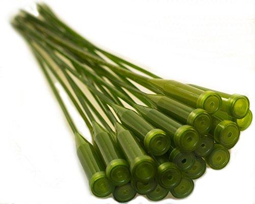 """Floral Water Tubes 15""""/ 20pcs Long Leg Floral Picks/Florist Supplies/Floral Supplies"""