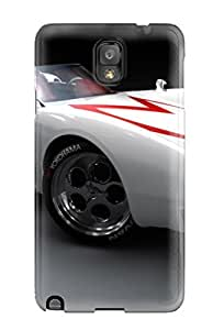 Galaxy Note 3 Case, Premium Protective Case With Awesome Look - Speed Racer Mach 5 Car