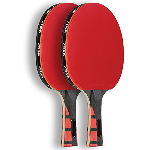 Set Of 2 Stiga Evolution Premium Ping Pong Paddles