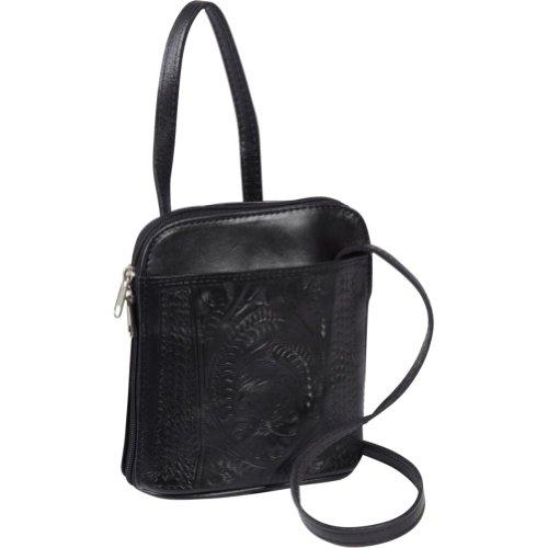 Ropin West Cross-body bag (Black)