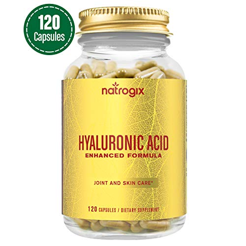 Natrogix Hyaluronic Acid - Support Healthy Joints and Youthful Skin Now $9.99 (Was $19.99)