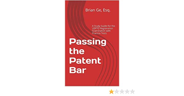 Patent Bar Exam Overview