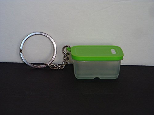 tupperware-key-chain-ventsmart-fridgesmart-lime-aid-green-keychain-collectible-new