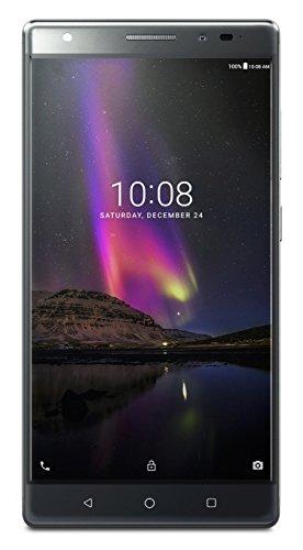 """Lenovo Phab 2 Plus PB2-670M 32GB - Dual SIM [andróide 6.0, 6.4"""" IPS LCD, Dual 13,0MP, Octa Core, Unlocked] (Gunmetal Grey)"""