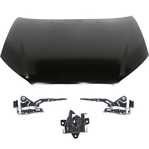 Hood Kit compatible with 2007-2010 Hyundai Elantra Steel