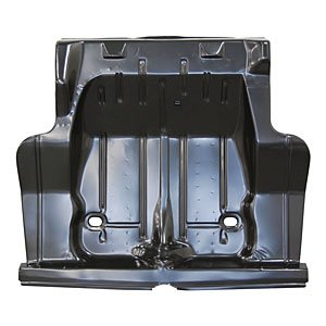 - Auto Metal Direct 800-3068 Steel Trunk Floor Pan - Full