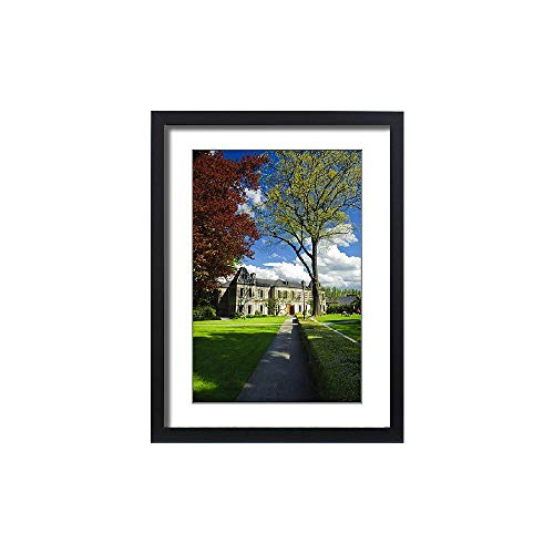 Media Storehouse Framed 24x18 Print of USA, Washington, Woodinville (13983366) ()