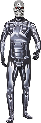 Terminator Endoskeleton Costume With Mask