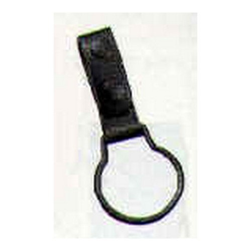 - Uncle Mike's Kodura Flashlight Holder Ring Black 88621