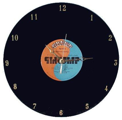 Roll Spitfire (Jefferson Starship - Spitfire LP Rock Clock)