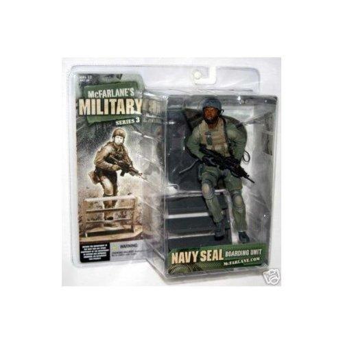 McFarlane Military Series 3 Navy Seal Boarding Unit: African