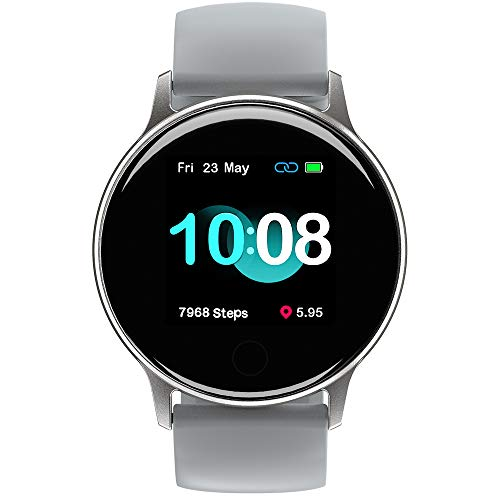 UMIDIGI Smart Watch for Android Phones Compatible with Samsung iPhone, Sleep Tracker Waterproof Smartwatch with Heart…