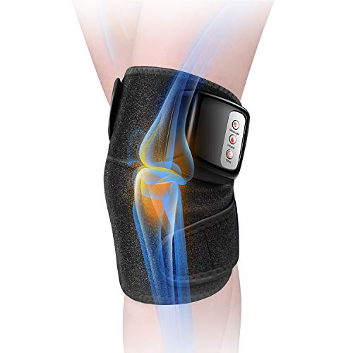 姉妹低い世界の窓膝マッサージャー 関節マッサージャー マッサージ器 フットマッサージャー 振動 赤外線療法 温熱療法 膝サポーター ストレス解消 肩 太もも/腕対応