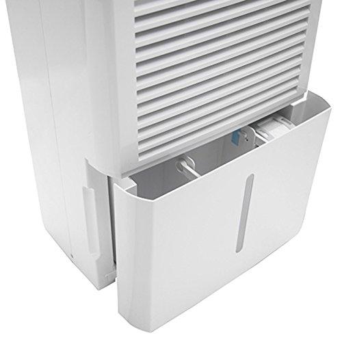 Edgestar 70 Pint Portable Dehumidifier With Drain Pump
