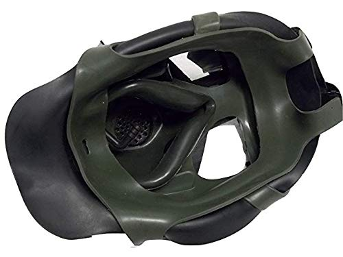 3M FULL FACE RESPIRATOR FR-M40 GAS MASK SIZE LARGE, used for sale  Delivered anywhere in USA