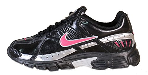 NIKE W347755MNS XCCELERATE LEATHER (36.5, NERO)