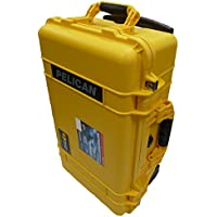 CVPKG Presents Yellow Pelican 1510 NO Foam.