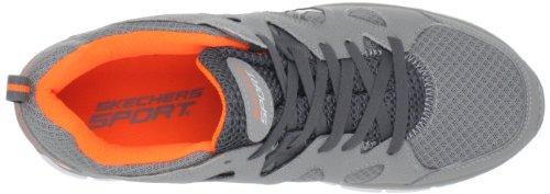 Skechers Zapatillas 51197BBK Gris (Grau (Gyor))