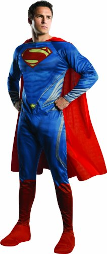 Rubie's Costume Man Of Steel Adult Complete