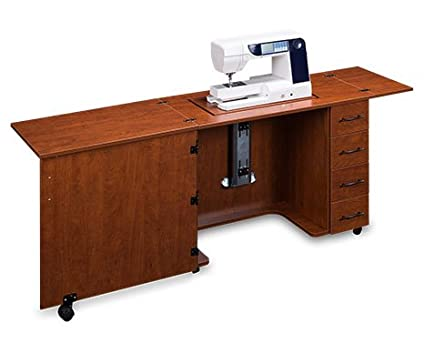 Sylvia Design Model 920 Sewing Cabinet  sc 1 st  Amazon.com & Amazon.com: Sylvia Design Model 920 Sewing Cabinet