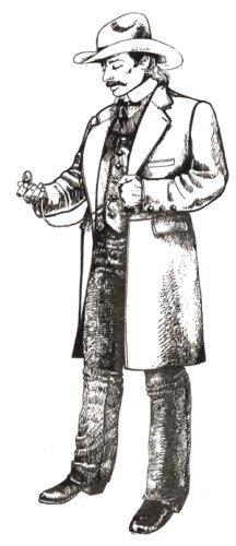 Gentlemans Coat (Gentleman's Frock Coat Pattern)