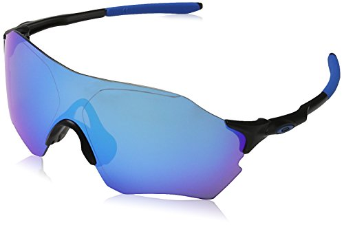Oakley EVZERO Range Sunglasses - Polarized Evzero Range Matte Black W, One Size - Men's