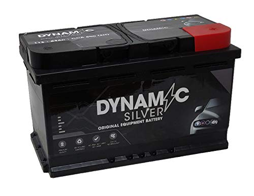 Dynamic 115DS Car Battery: