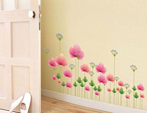 Flower Tile Background - 4