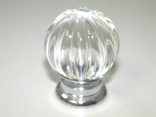 (Italian Style Copper Pumpkin-shaped Crystal Handle)