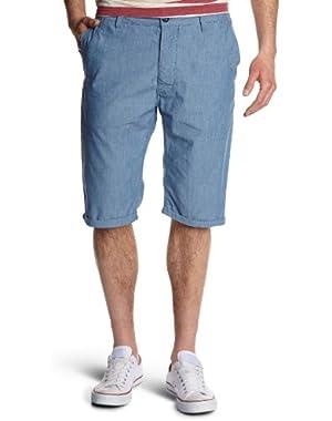 Mens RCT Bronson Shorts in Medium Aged