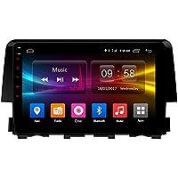 FEELDO 9 inch Android 6.0 (64bit) Octa Core DDR3 2G/32G/ FDD 4G Car DVD GPS Radio Head Unit For Honda Civic 2016-2017