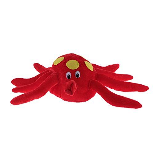 Jili Online Funny Octopus Cuttlefish Costume Hat Accessory